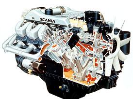 Scania - Čtyřicet let osmiválce