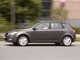 Kia loni výrazně zvýšila výrobu aut na Slovensku