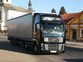 Test: Volvo FH 440 a FH16 560 - Rodinn� duel