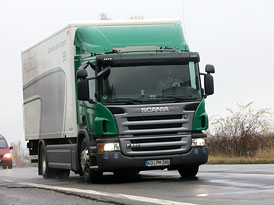 Test: Scania P 280 EEV - Čistota a zdraví