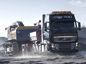 Představujeme: Volvo D16G 700 - Extrémista