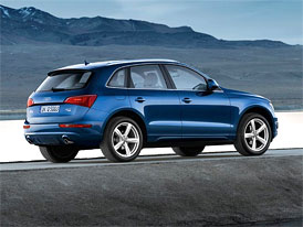 Audi Q5: Nové základní motory na českém trhu (české ceny)