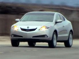 Video: Acura ZDX – SUV s liniemi kupé