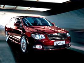 Škoda prodala v Číně 100.000 aut, celkový odbyt za 10 měsíců překročil 570 tisíc vozů