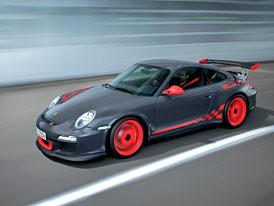 Porsche 911 GT3 RS: Nejost�ej�� z generace 997