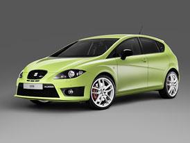 SEAT León Cupra R: 195 kW pro nejrychlejší SEAT