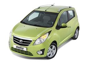 Daewoo Matiz Creative: Korejská verze Chevroletu Spark