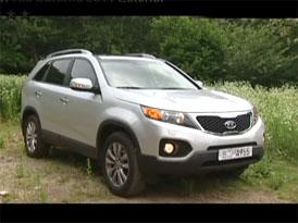 Video: Kia Sorento – Druhá generace úspěšného SUV