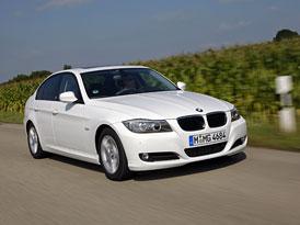 BMW 320d EfficientDynamics Edition: Střední třída se spotřebou 4,1 l/100 km