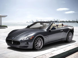 Maserati GranCabrio: Prvn� �ty�m�stn� Maserati bez st�echy