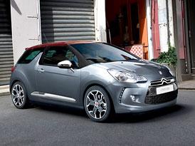 Citroën DS3: První informace o sériovém voze (nové foto)