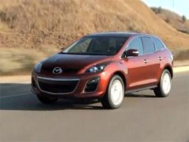 Video: Mazda CX-7 – Modernizovaný sportovní crossover