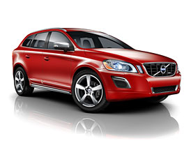 Volvo ve Frankfurtu: XC60 R-Design