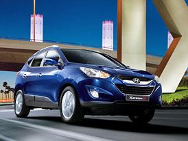 Hyundai Tucson ix: Korejská verze ix35 oficiálně představena
