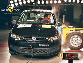 Euro NCAP 2009:  Volkswagen Polo – Pátá generace s pěti hvězdami