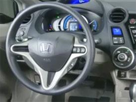 Video: Honda Insight – Prohlídka interiéru