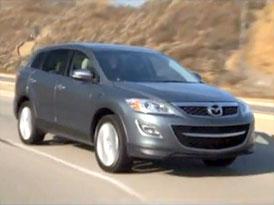 Video: Mazda CX-9 – Modernizovaný příbuzný modelu CX-7
