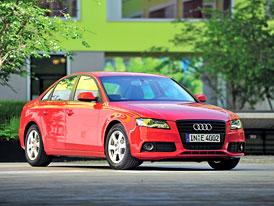 Audi A4 3,0 TDI Clean Diesel quattro: �ist� diesel v �ad� A4