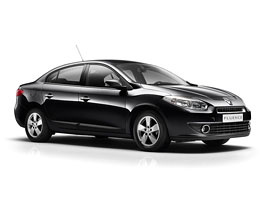 Renault Fluence: Megane Sedan v novém (oficiální fotografie), jako elektromobil v roce 2011