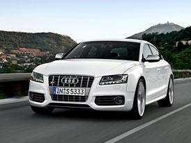 Audi S5 Sportback dostane �estiv�lec 3,0 TFSI, osmiv�lec 4,2 FSI z�st�v� v S5 Coup�
