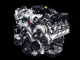 Ford Power Stroke V8: Nový turbodiesel 6,7 l pro velké pick-upy