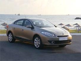 Video: Renault Fluence – Nový sedan pro nižší střední třídu