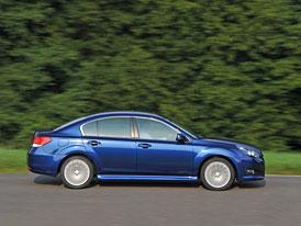 Subaru Legacy + Outback: První jízdní dojmy