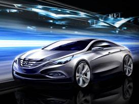 Hyundai Sonata: Nová generace odhaluje svoje dynamické linie