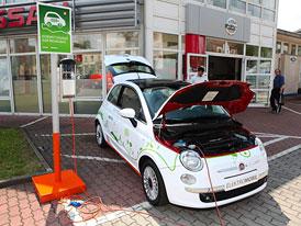 Fiat 500 Electric: První jízdní dojmy