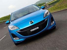 Mazda 3: Od léta o 30 tisíc Kč levnější, sedan za cenu hatchbacku (první cena s klimatizací 399.900,- Kč)