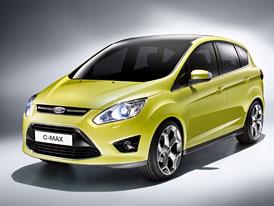 Ford C-MAX: Prvn� fotografie nov� generace