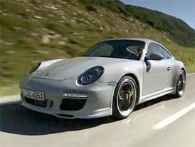 Video: Porsche 911 Sport Classic – Retro staticky i v pohybu