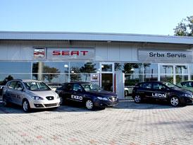 Srba Servis rozšiřuje síť prodejců značky SEAT