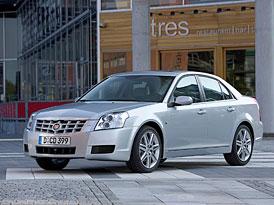 Cadillac BLS: Výroba ukončena po třech letech