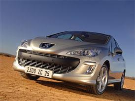 Peugeot 308 1,6 VTi (88 kW) za 350 tisíc s bohatou výbavou: Francouzi se vydávají proti nabídkám Korejců