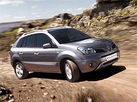 Renault Koleos nyní startuje s cenou 469.900,- Kč