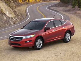 Honda Accord Crosstour: Accord jako crossover pouze pro Ameri�any (nov� foto)