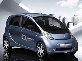 PSA plánuje nákup elektromobilů od Mitsubishi Motors, zvažuje také společnou alianci