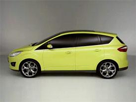 Video: Ford C- MAX – Exteriér novinky pro IAA