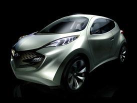 Hyundai ix-Metro: Koncept crossoveru s hybridním pohonem