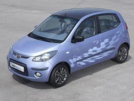 Hyundai i10 Electric: Elektromobil p�ipraven� pro v�robu