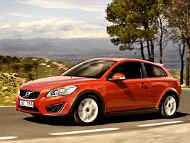 Volvo C30: Nejmen�� Volvo s agresivn�j�� p��d� pro modelov� rok 2010