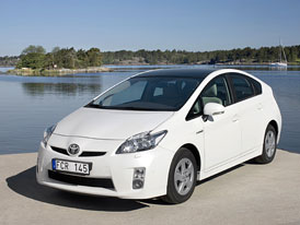 Toyota Prius: Na českém trhu od 660.900,- Kč