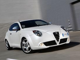 Alfa Romeo MiTo: Motory MultiAir 1,4 přicházejí