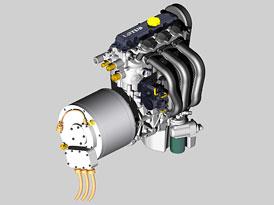 Lotus Engineering vyvinul t��v�lec 1,2 l pro hybridn� vozy