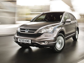 Honda CR-V: Modernizace vzhledu a nový motor 2.2 i-DTEC se samočinnou převodovkou