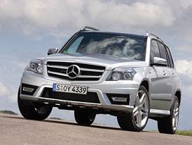 Mercedes-Benz GLK: Představují se dvě nové verze BlueEfficiency