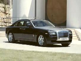 Video: Rolls-Royce Ghost – Nový zástupce luxusní značky