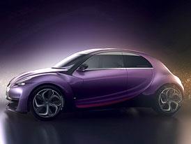 Citroën DS Révolte: Studie 3+1místného plug-in hybridu