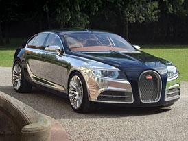 Výroba Bugatti 16C Galibier potvrzena, sedan přijde v roce 2013